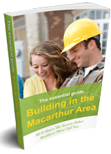 the essential guide to building in Macarthur ebook