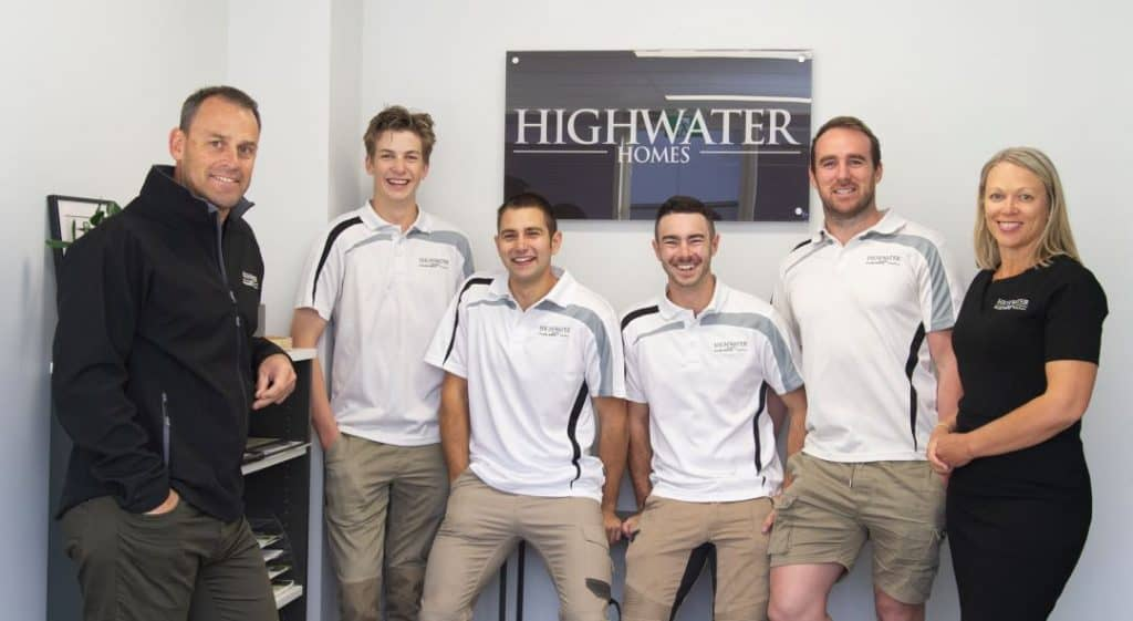 Highwater Homes Team