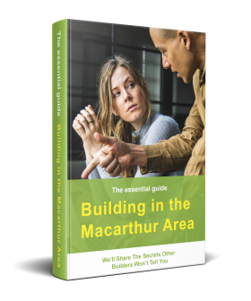building in the macarthur area book
